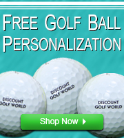 Golf Ball Personalization!