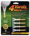 "ProActive Sports 4 Yards More Golf 2 3/4"" Tee"
