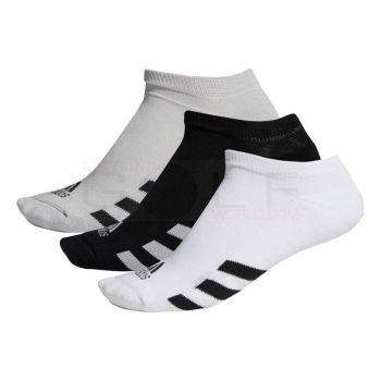 Adidas 3-Pack No Show Socks