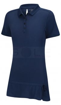 Adidas Junior's Pique Short Sleeve Polo