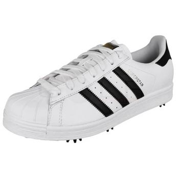 Adidas Limited Edition Superstar Golf Shoe