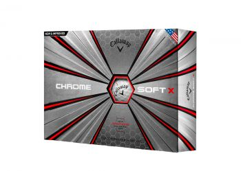 Callaway Chrome Soft X Golf Ball