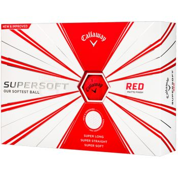 Callaway Supersoft 19 Golf Balls