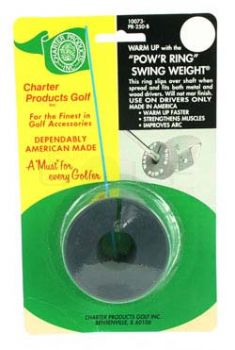 Charter Pow'R Ring Swing Weight