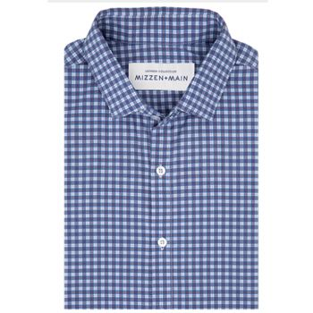 Mizzen+Main Howe 2.0 Dress Shirt
