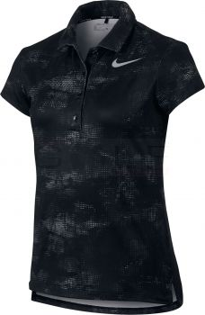 Nike Junior's Dry Printed Polo 855234