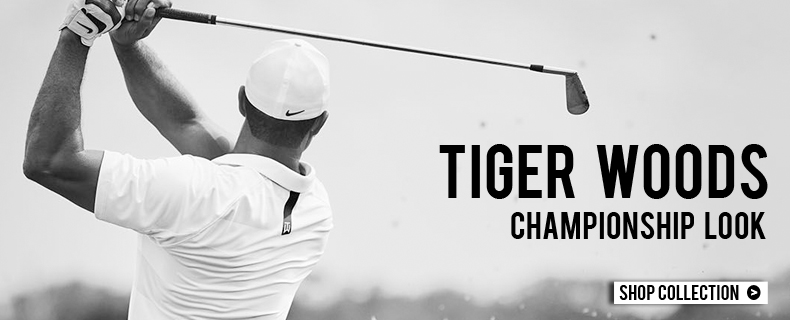 Tiger Woods - Open Championship