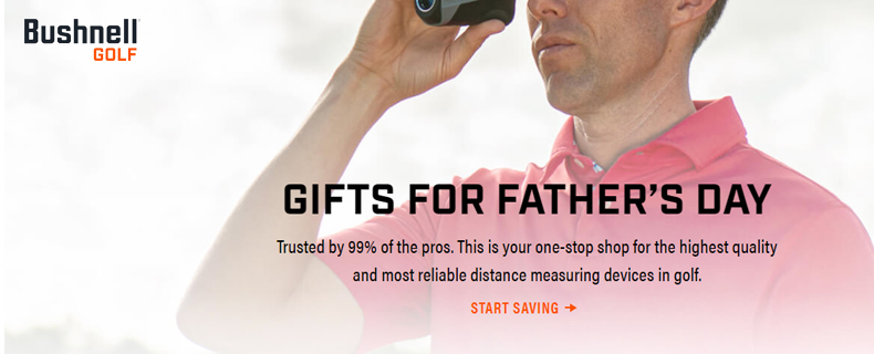 Bushnell : Father's Day Savings