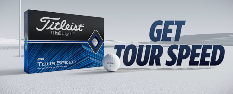 Titleist : Tour Speed